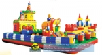 Inflatable slide,inflatable advertising,inflatable products DWK145C