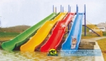 Large plastic water slide,adult water slide,long water slide DWK104E