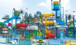 Aquatic equipment,water park slide DWK105A