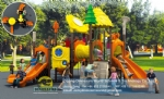 Outdoor playground equipments,garden decoration DWP008B